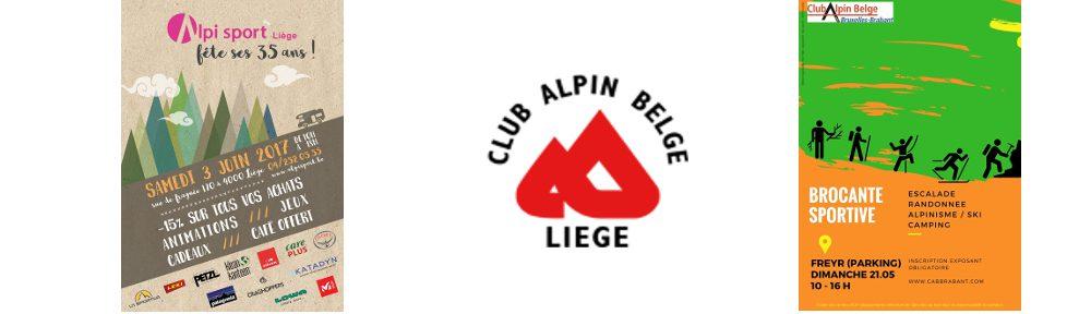 Club Alpin Belge de Liège